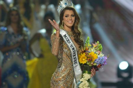 Miss France 'is there for the people'