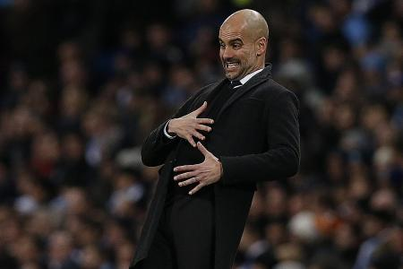 'City have no chance of top-four finish'