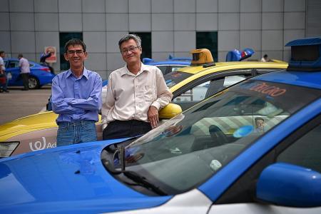Cabbies sign up for flexi-rental scheme