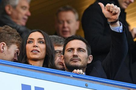 Lampard retires at age 38