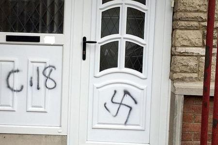 Anti-Semitic incidents in UK hit record high