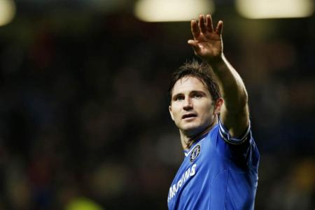 Former Chelsea FC and England midfielder Frank Lampard retired at the age of 38