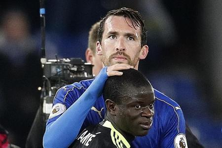 Claudio Ranieri confident Leonardo Ulloa will play again for Leicester City