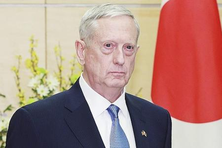 US defence chief warns N Korea against attack