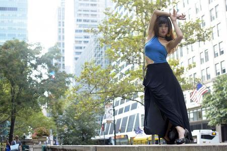 Singaporean dancer pursues passion to New York