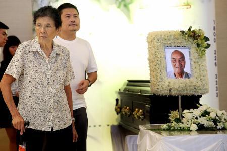 Former Barisan Sosialis leader dies at 85