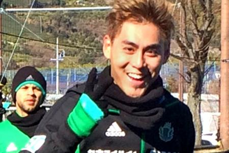 'Matter of time a S'porean plays in J.League'