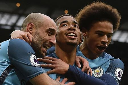 Pep surprised at Jesus' impact