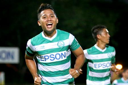 New Stags signing Sahil not registered for S.League pending overseas offers