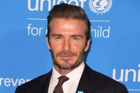 Beckham's spokesman: Leaked e-mails are hacked and doctored