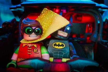 Holy cowl! Everything is awesome