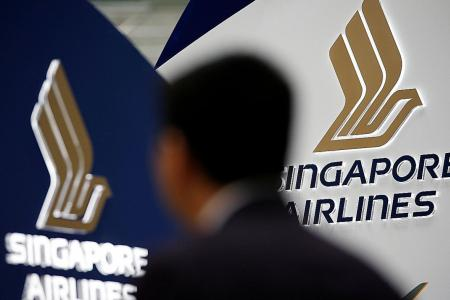 SIA sees near 36% profit drop for third quarter