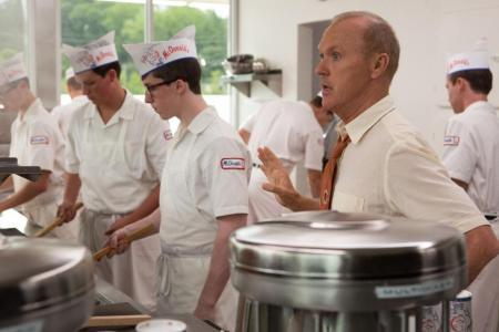 Michael Keaton doesn't sugercoat the truth behind McDonald's founder