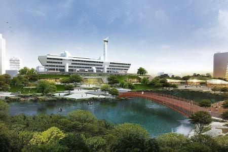 Dutch firm KCAP to create Jurong Lake District