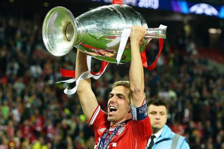 Lahm: I want to leave at my peak