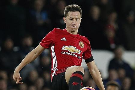 'Top-four rivals worried about United'