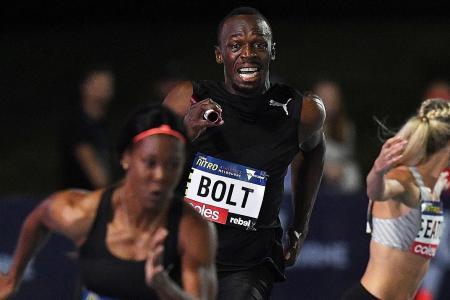 Bolt's Nitro show runs into controversy