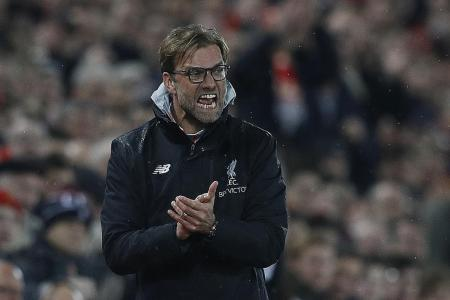 Klopp: We look for solutions, not excuses