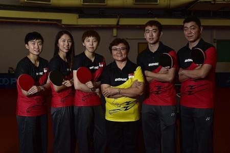 Chen Feng retires, Pang turns professional