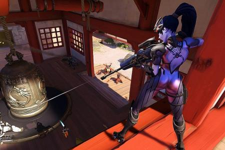 Overwatch gets new server browser