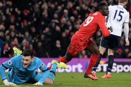 Liverpool win over Spurs not just down to Mane - Wijnaldum