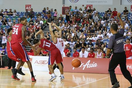 Slingers downed at home in overtime