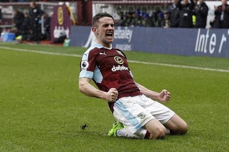 Burnley hold off the Blues