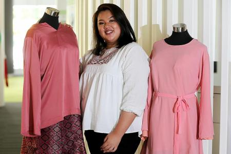 Little variety for plus-size women sparks big dreams