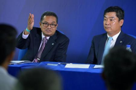 Tan: Asean Super League can lift football in south-east Asia