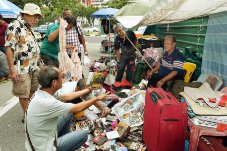 Sungei Road flea market to close in July