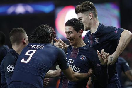 Di Maria eyes Champions League glory