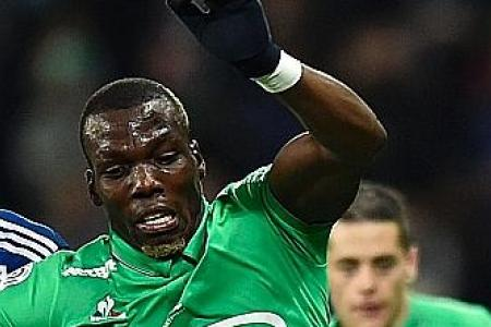 'Special moment' for St Etienne midfielder Selnaes