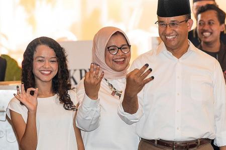 Round 2 for Jakarta poll