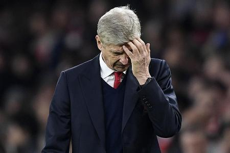 Wenger remains blind to Gunners' decline