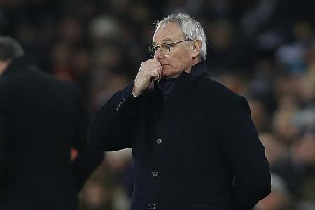 Ranieri to make 10 changes