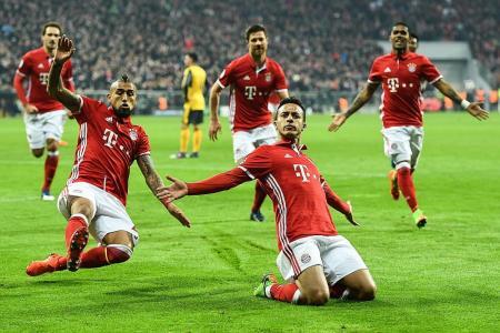 Bayern to headline ICC in Singapore?