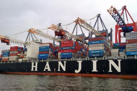 South Korea court declares Hanjin Shipping bankrupt