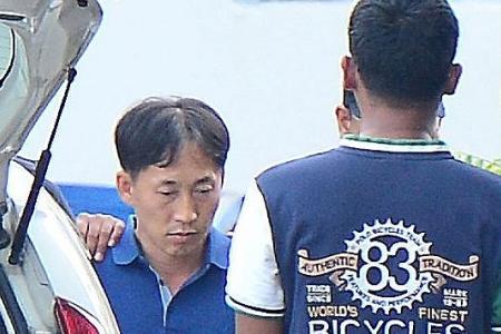 N. Korean an expert in chemistry