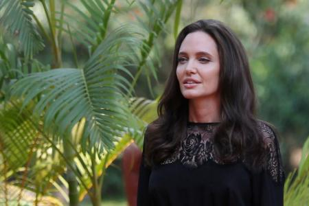 Angelina Jolie opens up about split with Brad Pitt