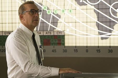 Kevin Costner initially reluctant to play Hidden Figures character