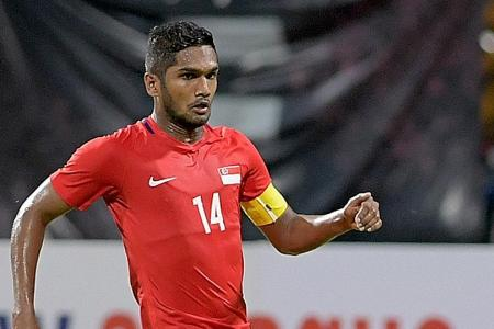 Hariss vows to make an impact in Spain