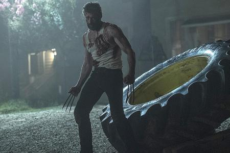 Hugh Jackman waves goodbye to Wolverine