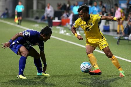 Stags off to winning start in AFC Cup