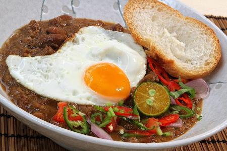 Beef up with this bean dish
