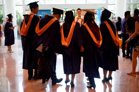More graduates settling for temporary gigs