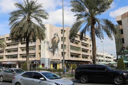 Breath of fresh air for Dubai's art