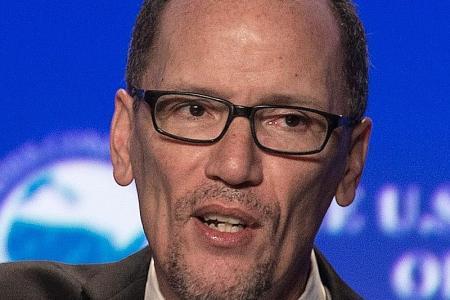 Tom Perez wins Democratic Party chair