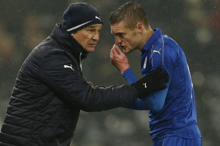 Vardy: We're only guilty 