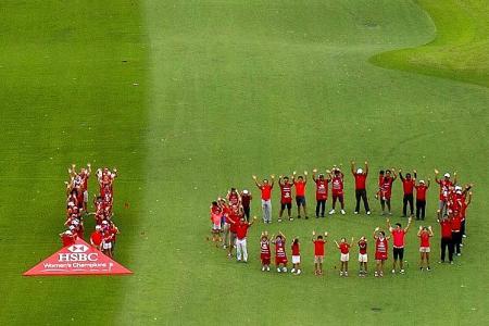 HSBC Women's Champions turns 10