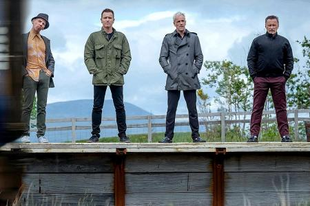 Movie Review: T2 Trainspotting